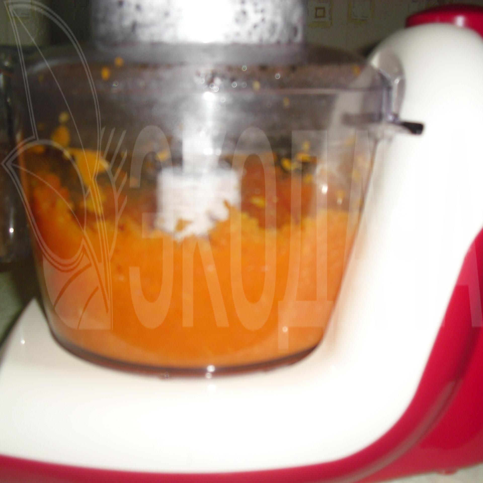 пастила морковная рецепт